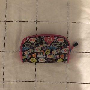 Patterned pencil case